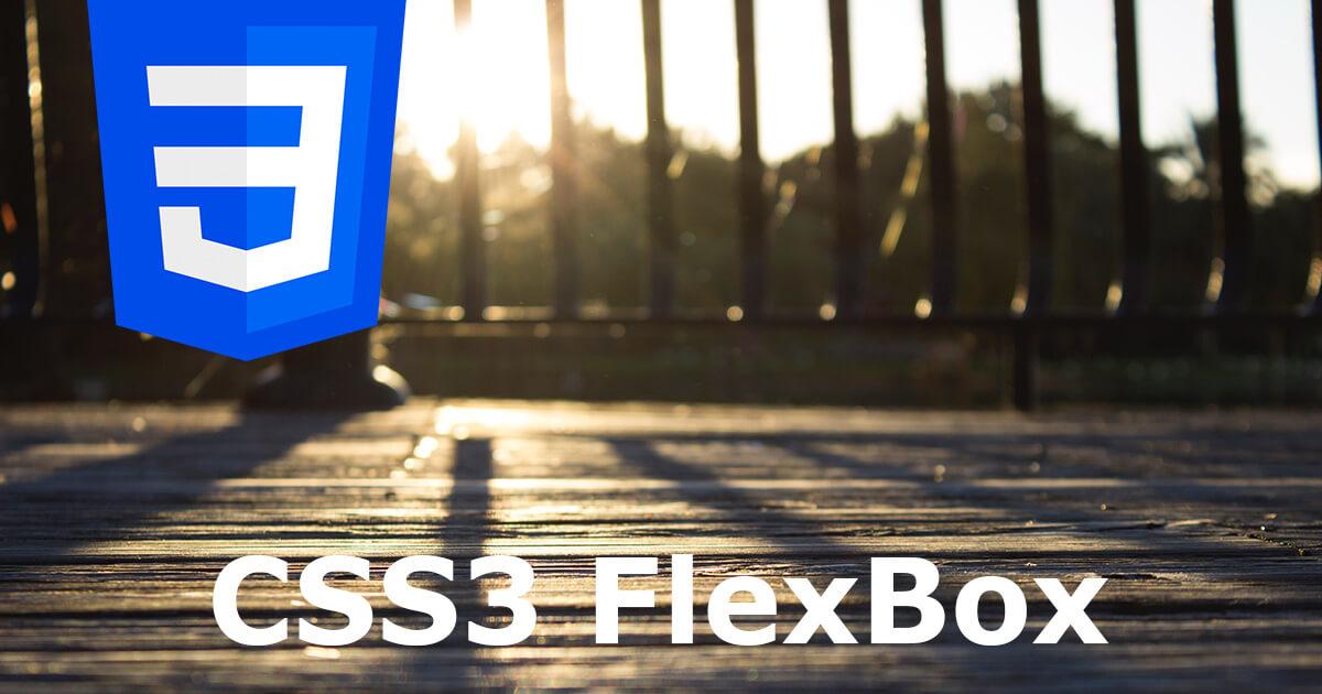 Desarrollador Front End - Flex Box