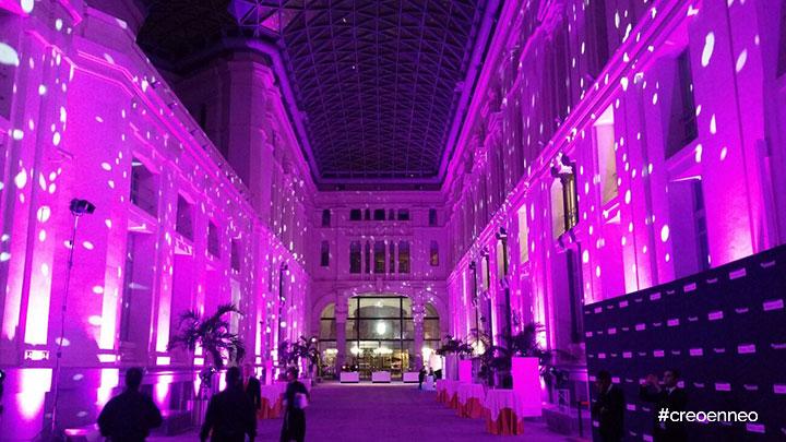 Neozink agencia de eventos coorporativos, Evento Crecer para el Banco Sabadell
