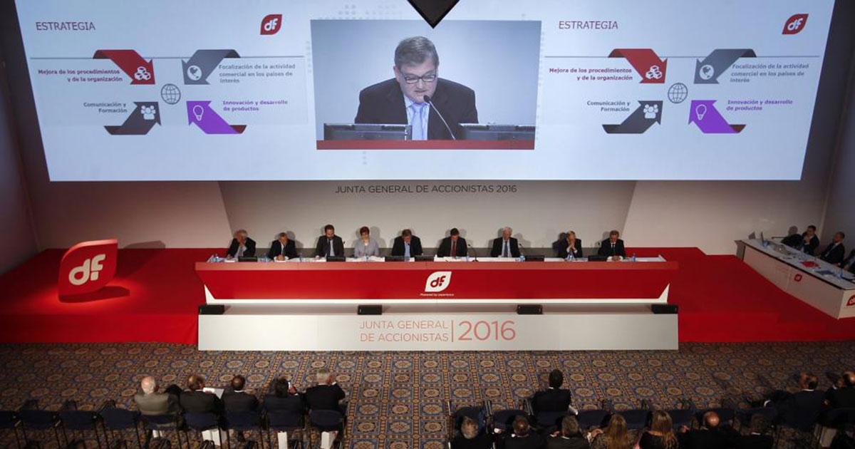 Juntas de accionistas y asambleas generales