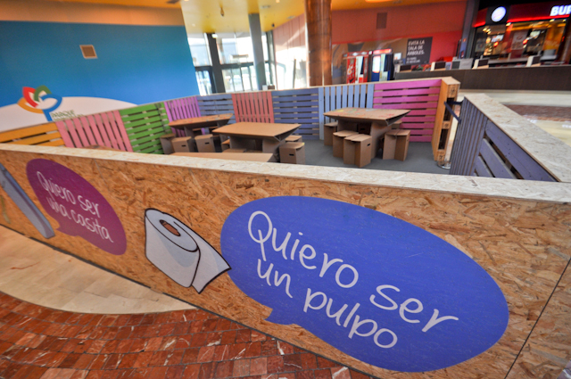 Planeta Reciclaje Parque Principado